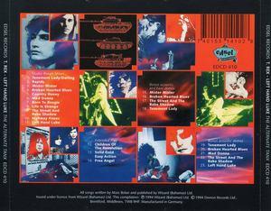 Marc Bolan, T-Rex, Alternate Tanx, 1973