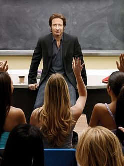 David Duchovny, Californication 3, OST, сезон 3