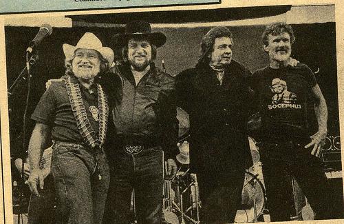 Highwaymen, Johnny Cash, Kris Kristofferson