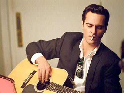Johnny Cash, Joaquin Phoenix, Walk The Line movie, Soundtrack