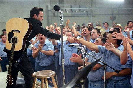 Joaquin Phoenix, Live At Folsom Prison