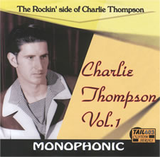 Charlie Thompson, The Rockin