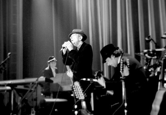 Leonard Cohen Tour 2008