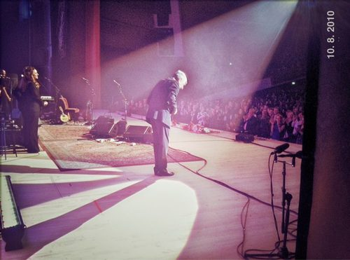Leonard Cohen, Closing Time, Moscow