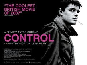 Неофициальный саундтрек к фильму Control, film, movie, Joy Division, Ian Curtis