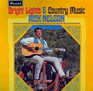 Ricky Nelson,  Рики Нельсон, Bright Lights and Country Music