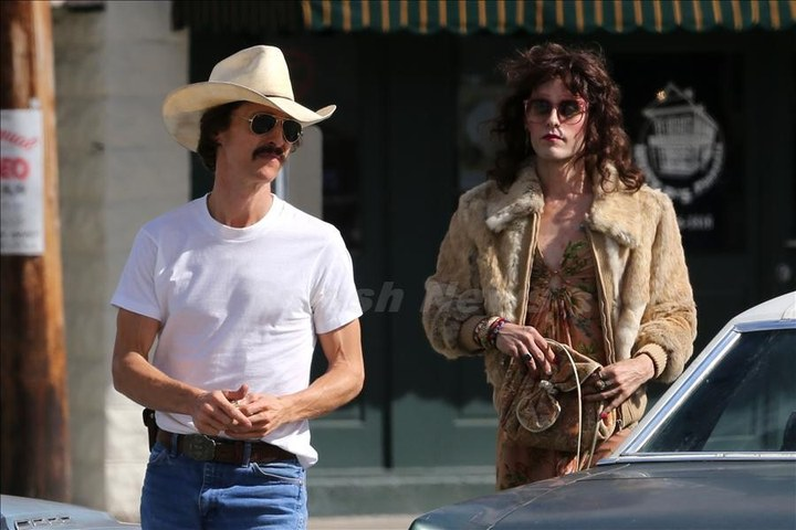 Dallas Buyers Club, Мэттью Макконахи, Джаред Лето