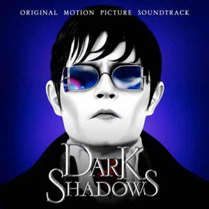 Dark Shadows, OST, soundtrack