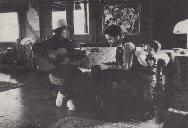 Bob Dylan, George Harrison