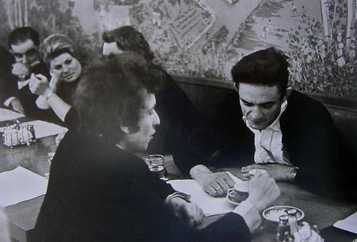Bob Dylan, Johnny Cash
