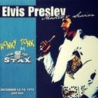 Elvis Presley, Honky Tonk At Stax, 1973