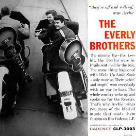 The Everly Brothers, 1st album
