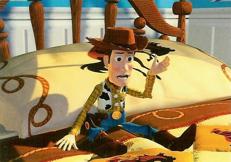 Toy Story, Woody, cowboy