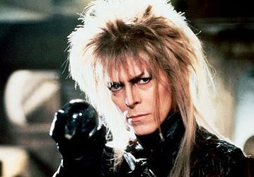 Labyrinth Soundtrack, David Bowie