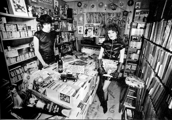 lux interior, poison ivy, the cramps