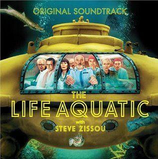 саундтрек к фильму Водная жизнь со Стивом Зиссу, The Life Aquatic With Steve Zissou soundtrack