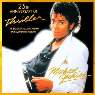 Michael Jackson - Thriller. 25th Anniversary Edition
