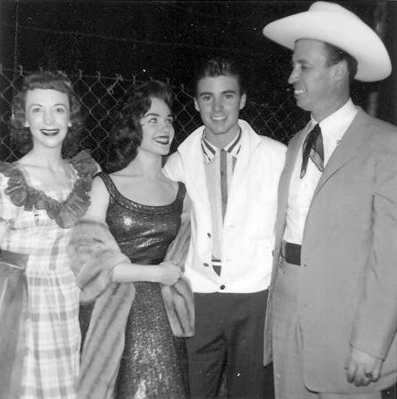 Lorrie Collins, Ricky Nelson, Joe Maphis