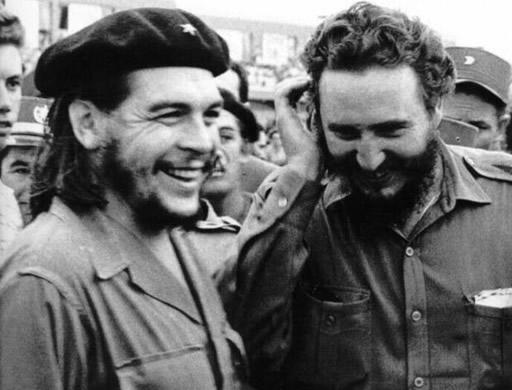 Che Guevara, Fidel Castro