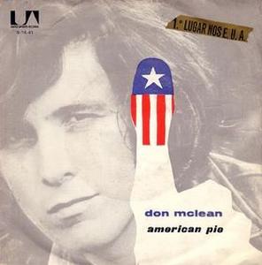 American Pie, перевод песни