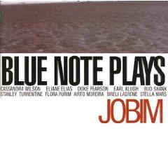 Blue Note plays Jobim, bossanova, jazz, Jobim in jazz