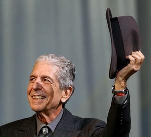 Leonard Cohen on Tour 2008