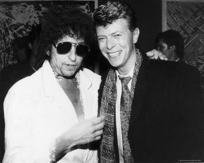 Bob Dylan, David Bowie