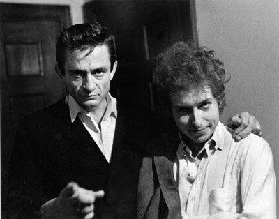 Bob Dylan, Johnny Cash