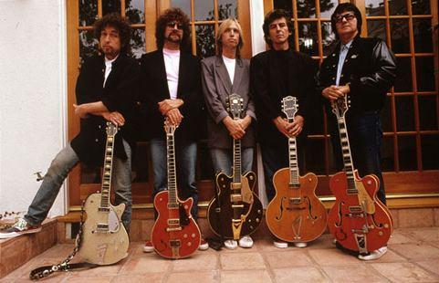 Bob Dylan, Traveling Wilburys