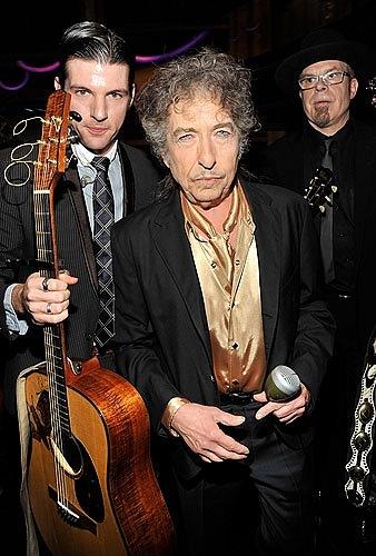 Bob Dylan, 2011
