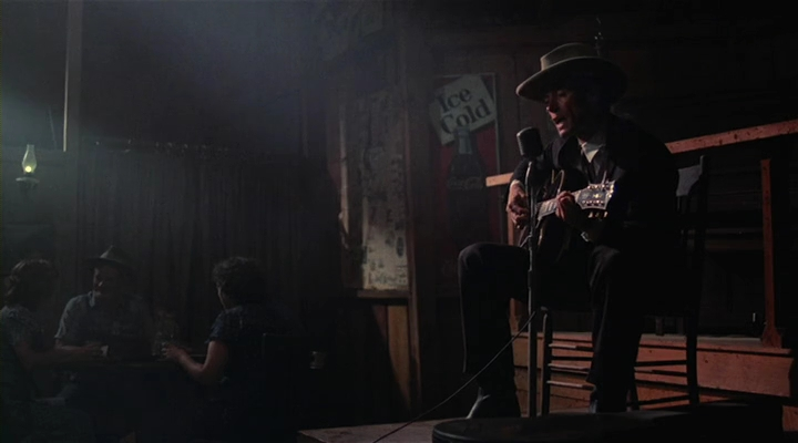 Honkytonk Man, Clint Eastwood