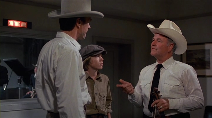 Johnny Gimble, Clint & Kyle Eastwood, Honkytonk Man