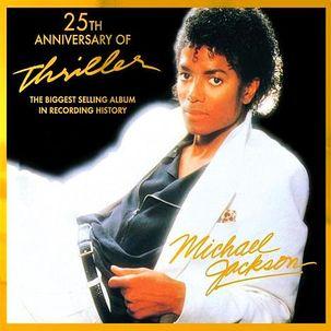 Michael Jackson - Thriller. 25th Anniversary Edition