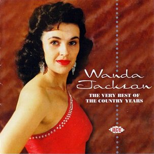 Wanda Jackson, Ванда Джексон, The Very Best Of The Country Years