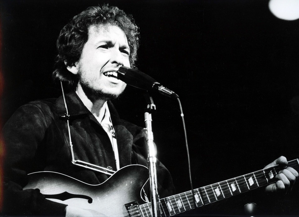 bob dylan, forever young, 1974