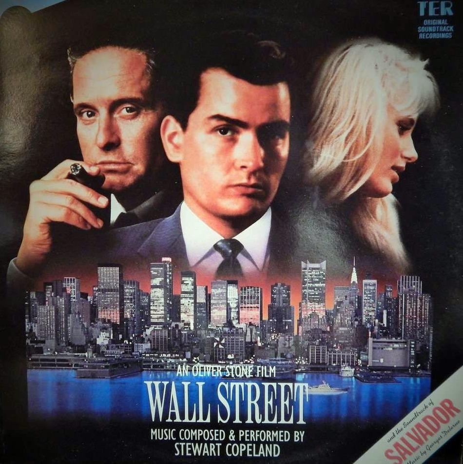 Wall Street Soundtrack - саундтрек к фильму Оливера Стоуна Уолл-Стрит, 1987