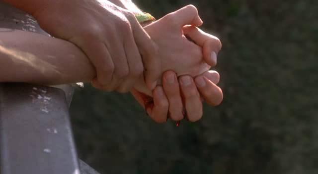 Прирожденные убийцы, кадр из фильма