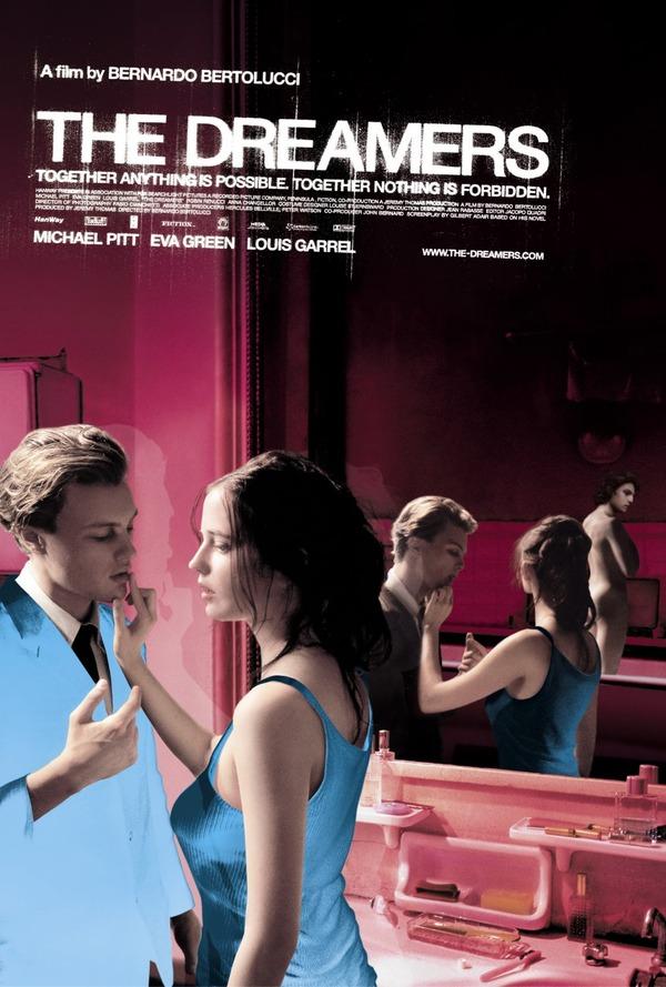 саундтрек к фильму Мечтатели, Dreamers Soundtrack, 2003