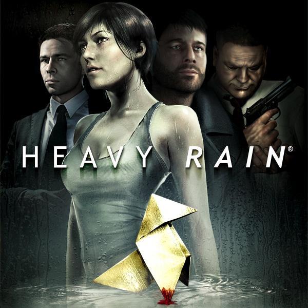 саундтрек Heavy Rain, Heavy Rain Soundtrack, саундтрек к игре Heavy Rain