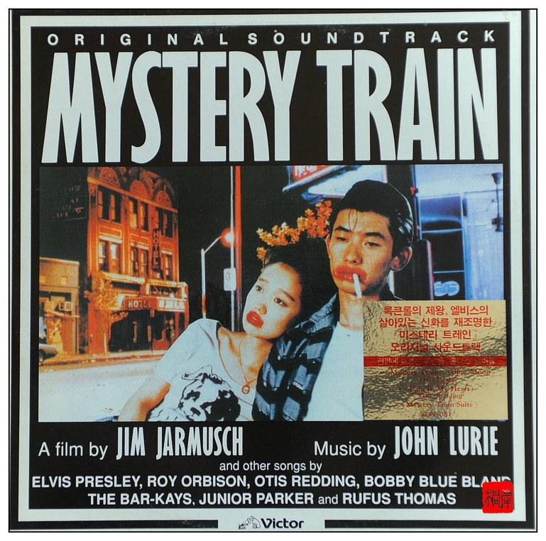 Mystery Train, Soundtrack, OST