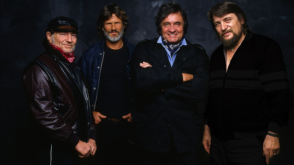 Highwaymen, Willie Nelson, Kris Kristofferson, Johnny Cash, Waylon Jennings