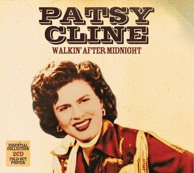 Patsy Cline, Walking After Midnight, лучшие кантри песни