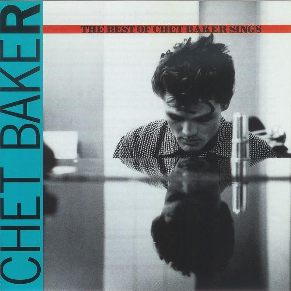 The Best of Chet Baker Sings, front cover CD