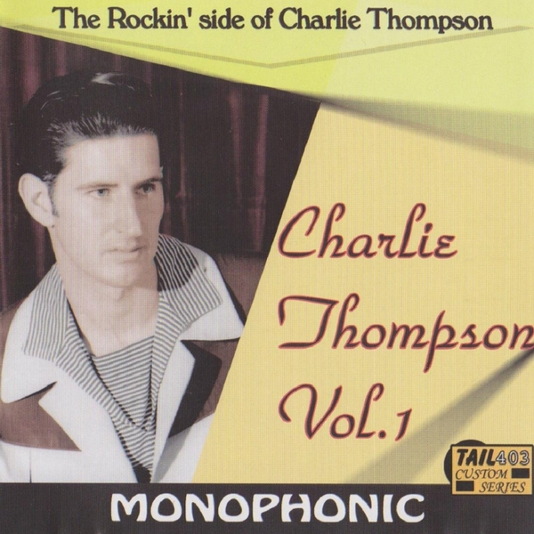 Charlie Thompson, The Rockin' Side Of, Rockabilly