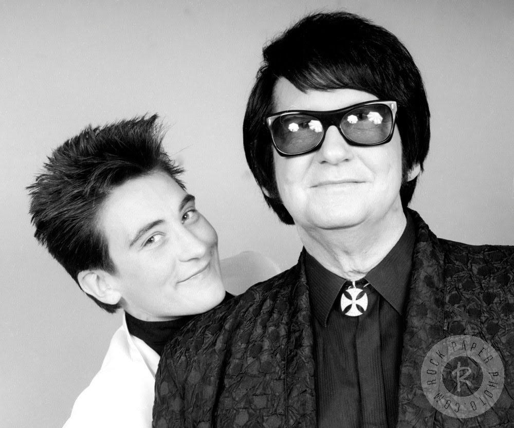 K.D. Lang, Рой Орбисон, Roy Orbison