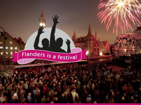 flanders is a festival