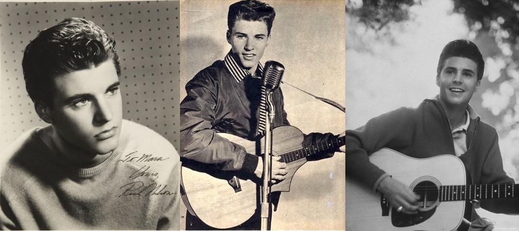 Рики Нельсон, Ricky Nelson, young