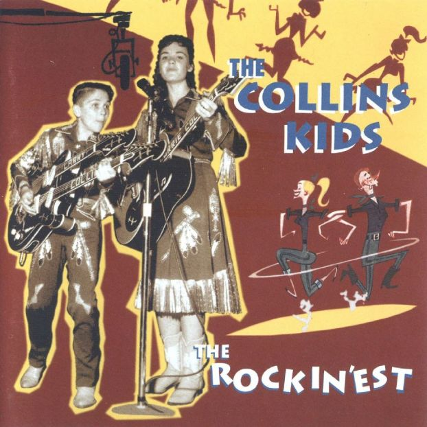Collins Kids, Rockin'Est, скачать сборник