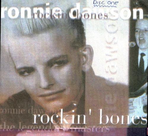 Ronnie Dawson, Rockin Bones, CD
