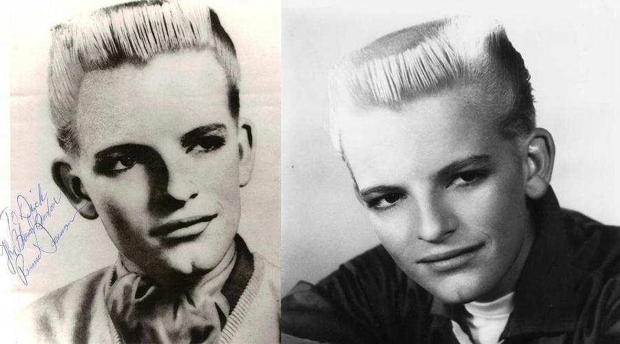 Ronnie Dawson, young, Ронни Доусон